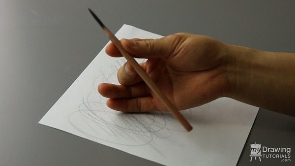How To Hold Your Drawing Pencil 6