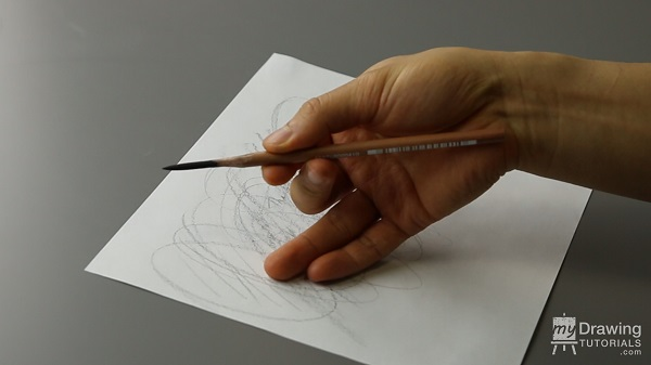 How To Hold & Control Your Drawing Pencil