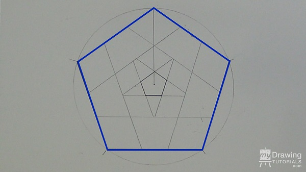 Impossible Pentagon Drawing 10