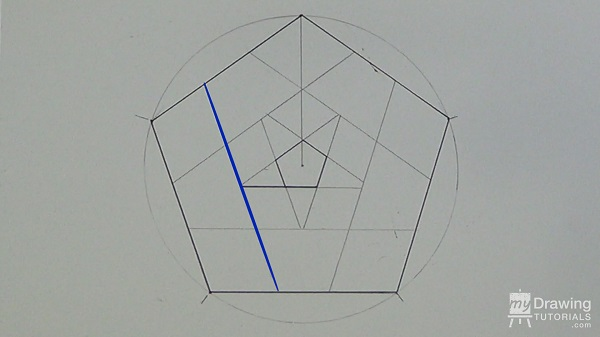 Impossible Pentagon Drawing 20