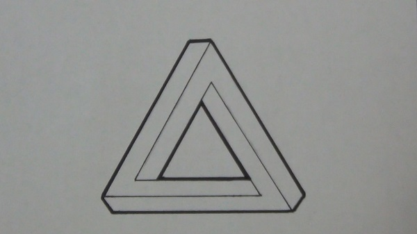 Impossible Triangle 11 (Small)