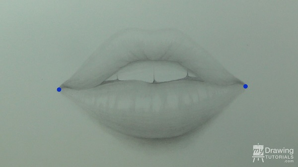 Drawing Lips 1