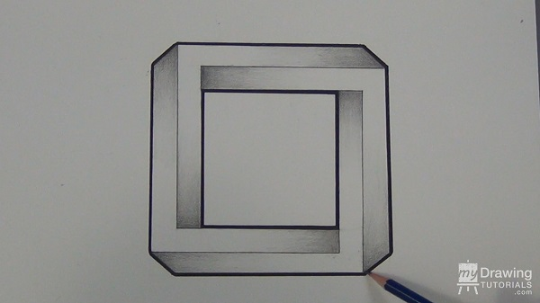 Impossible Square 17