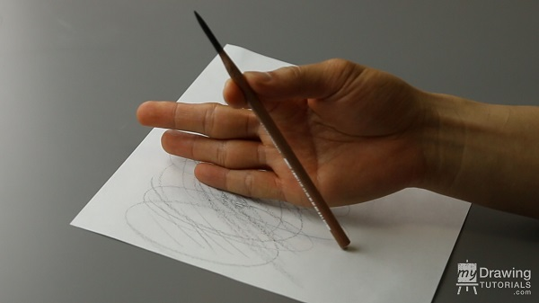 How To Hold Your Drawing Pencil 5