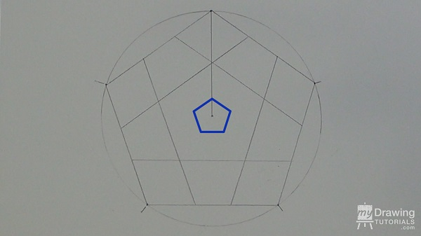 Impossible Pentagon Drawing 7