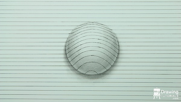 3D Sphere Drawing 9