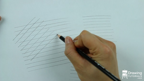 How to draw straight lines 11