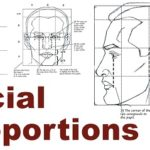 Portrait Drawing Basics 2/3 – Facial Proportions