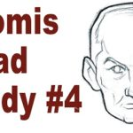 Andrew Loomis Drawing Study #4 – Sketching a Simplified Male Head